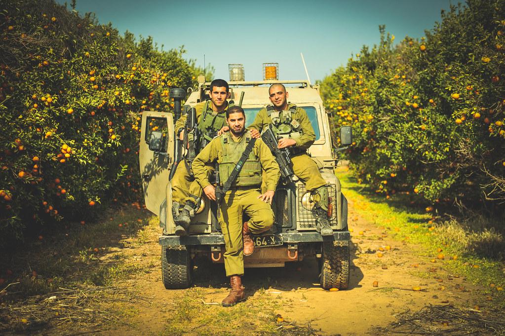 Shaked Battalion on the Gaza Border   The prestigious ...