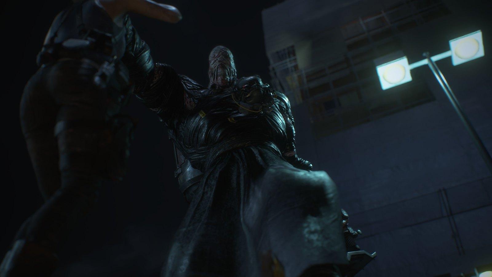 New Resident Evil 3 Trailer Showcases Nemesis's Monstrous Makeover - PlayStation.Blog