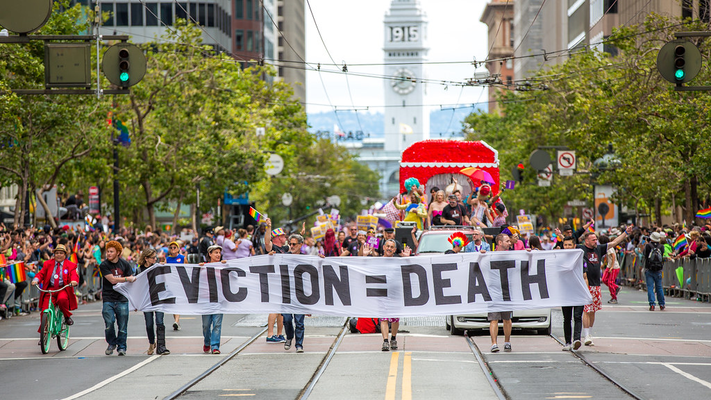 Eviction Ban Expiration Creates New Tensions in US