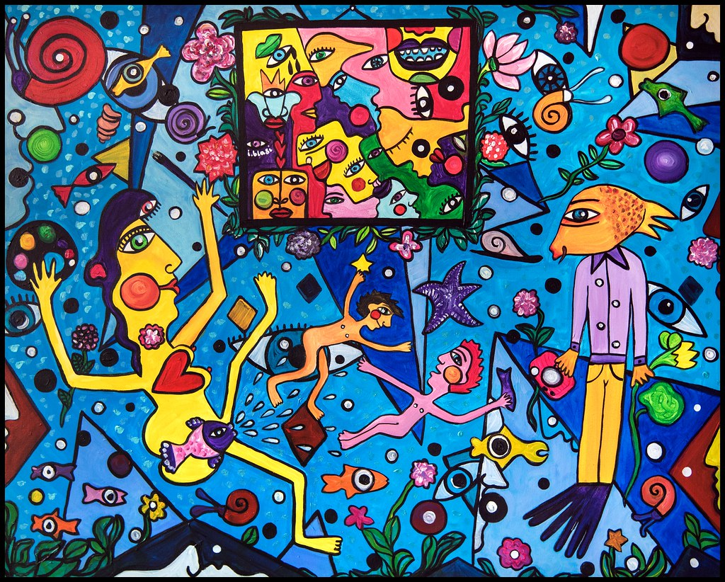 Psychoanalysis   Iwona Blasi Art 1 min · What is art if ...