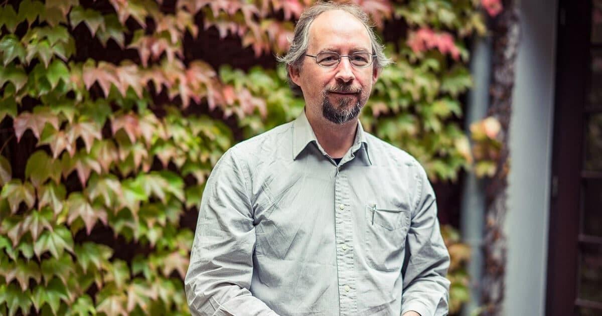 Adam Back. CEO of Blockstream and Bitcoin Core developer.
