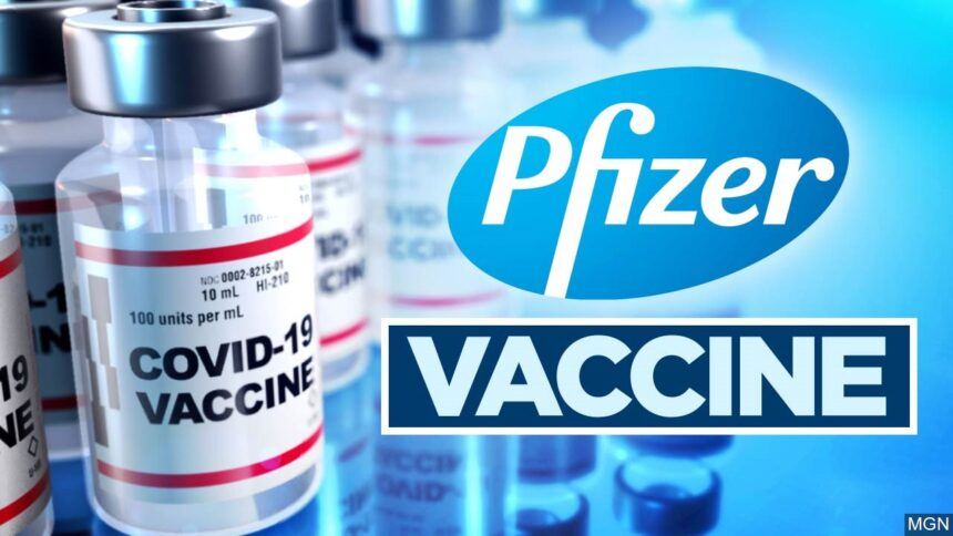 Pfizer's COVID-19 vaccine appears to work against mutation ...