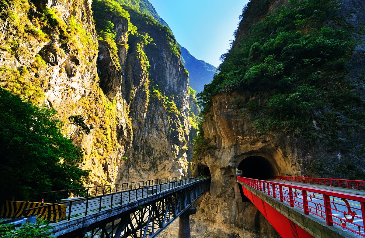 The best national parks of Taiwan 2