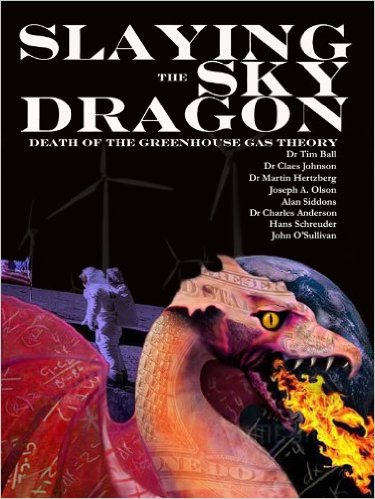 Slaying the Sky Dragon – Death of the Greenhouse Gas ...