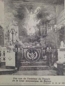Une découverte macabre dans une loge maçonnique (1941 ...