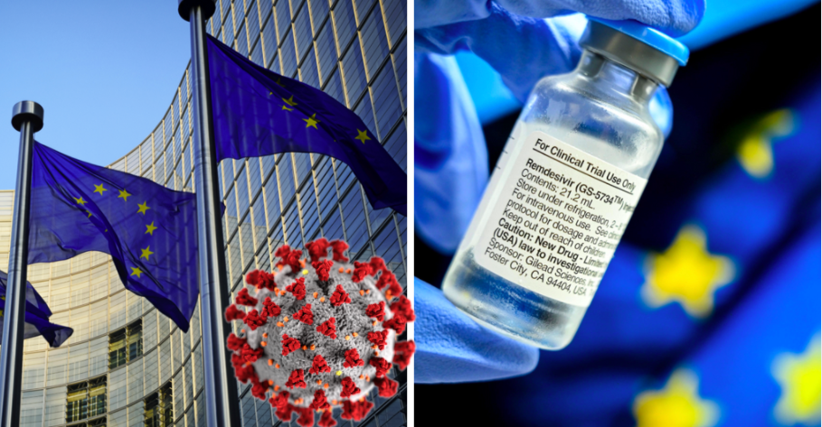 European Commission Secures Treatment For Patients With Severe COVID-19 Symptoms