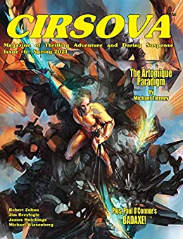 Cirsova Magazine of Thrilling Adventure and Daring ...