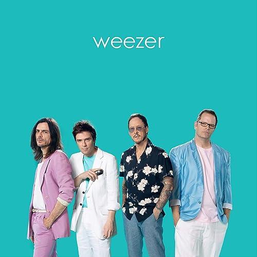 Weezer (Teal Album) by Weezer on Amazon Music - Amazon.com