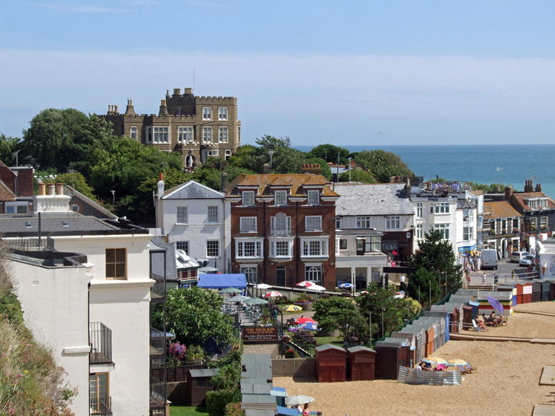 Quirky Kent 9, Broadstairs, a shrine, Mr Dickens and a ...
