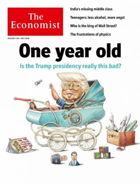 The Economist UK — January 13, 2018 PDF download free