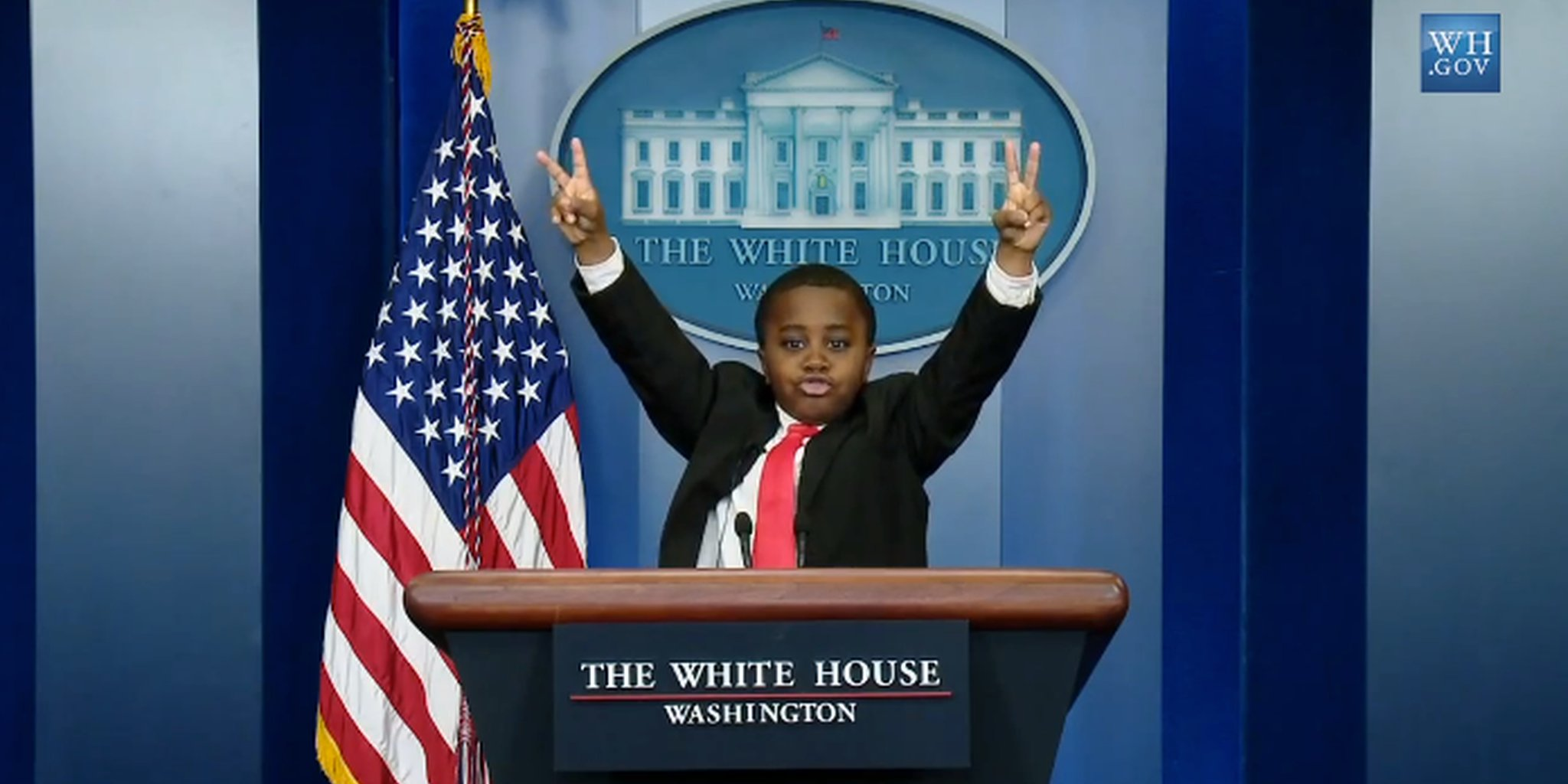 Kid President: A Leader of Today - Madison Mariles