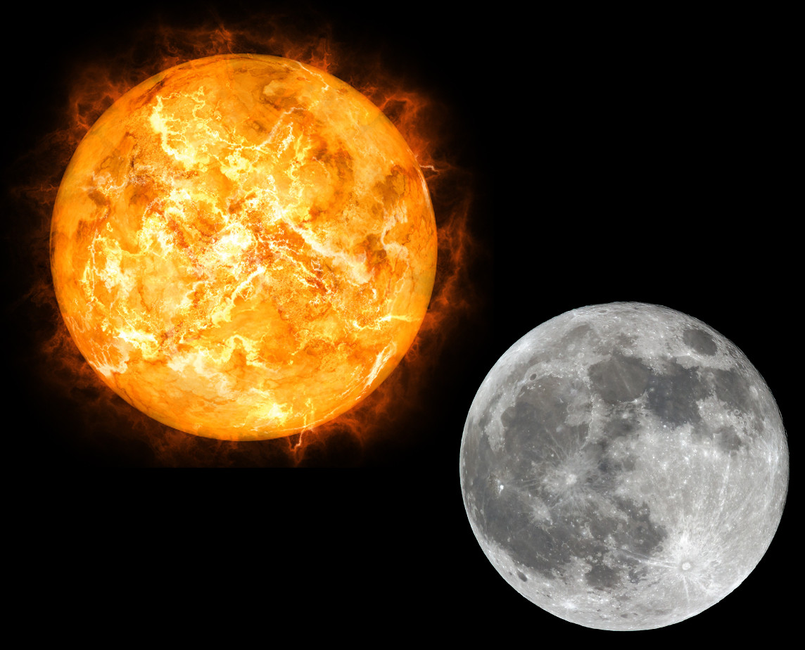 The Sun and Moon In-Depth - Mark Flaherty Astrology