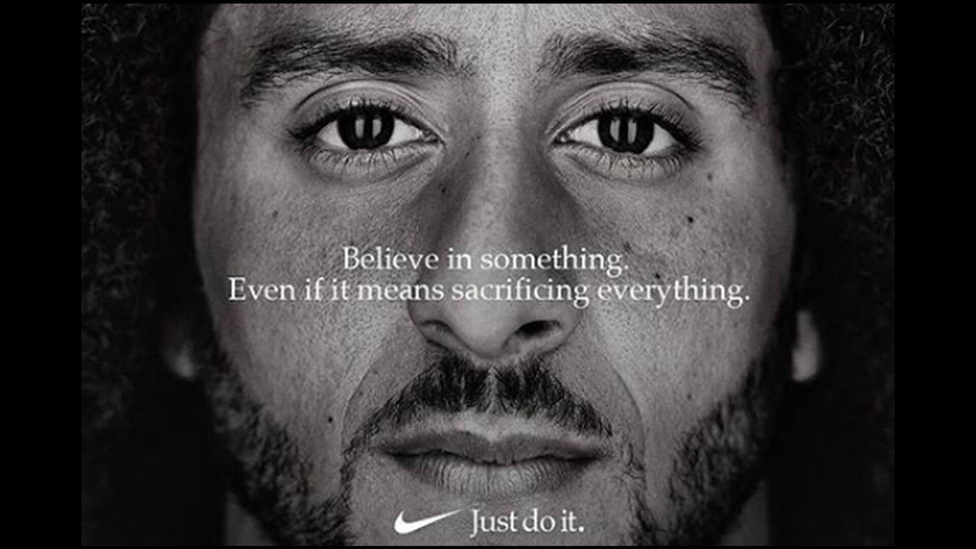 Report: Nike's sales jump 31% in wake of Kaepernick ad ...