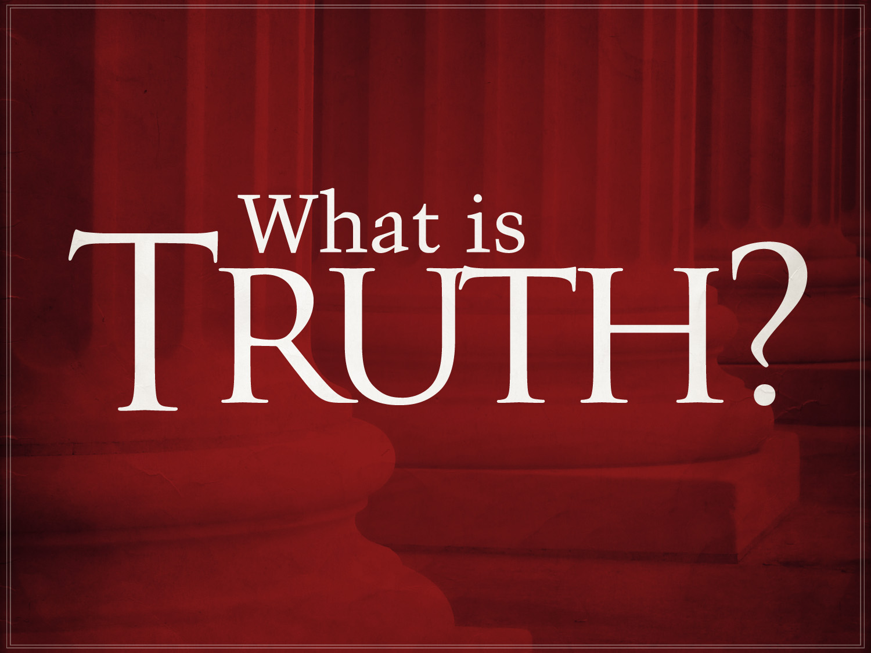 Truth Matters: Vulgar Relativism vs. Sweet Absolutism ...