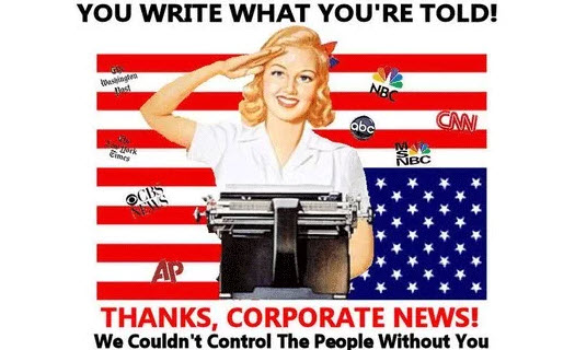 How the Fake News Media is Poisoning Your Mind