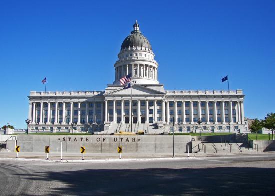 Grand Staircase - Picture of Utah State Capitol, Salt Lake City - TripAdvisor