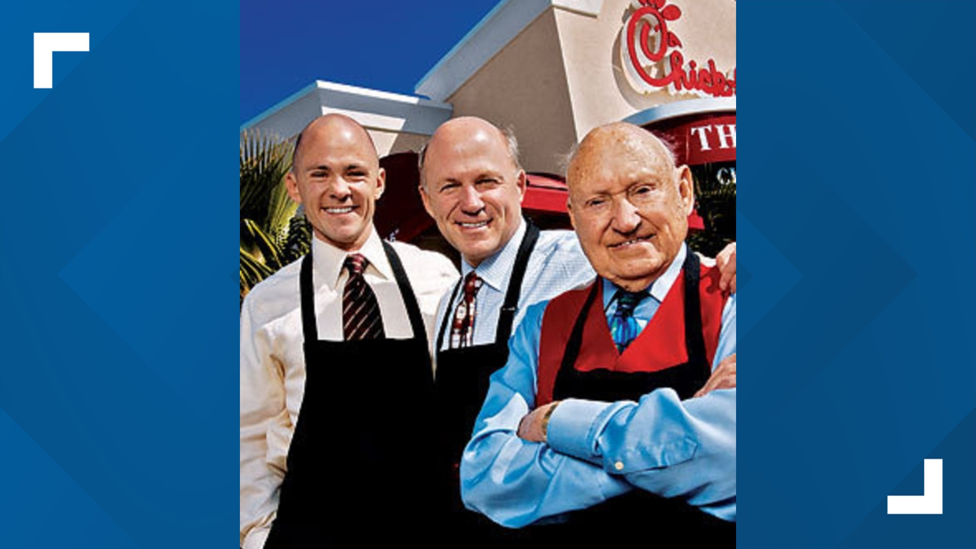Chick-Fila's New CEO is Part of the Family