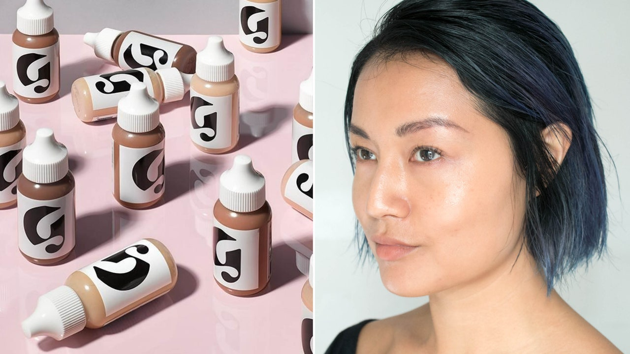 How Glossier's New Perfecting Skin Tint Formula Compares ...