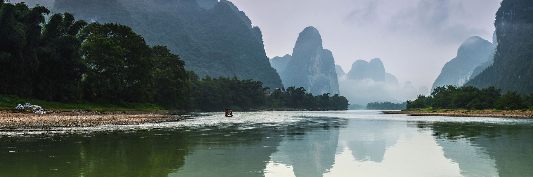 Visit The Yangtze River on a trip to China | Audley Travel