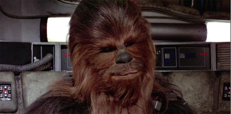 """Peter Mayhew, """"Chewbacca,"""" RIP / Boing Boing"""