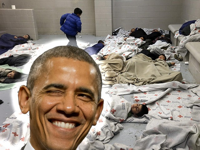 UN Study Finds World's Highest Rate Of Child Detention… Under Obama…