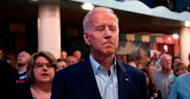 Biden Abruptly Pulls Out Of New Hampshire As Support Sags, Flees To SC..