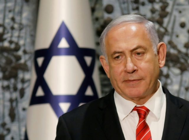 Israeli Prime Minister Benjamin Netanyahu indicted on corruption charges…