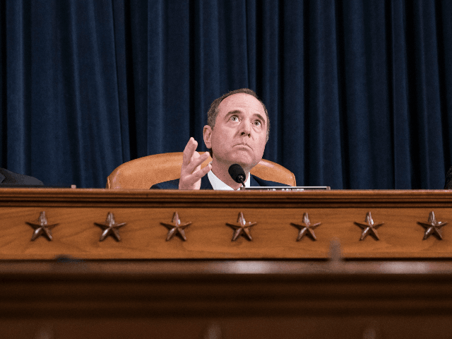 Schiff says he wants to speak with constituents before deciding on impeachment…