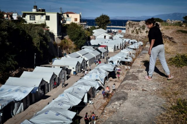 Greece to overhaul migrant camps and enforce 'air-tight ...