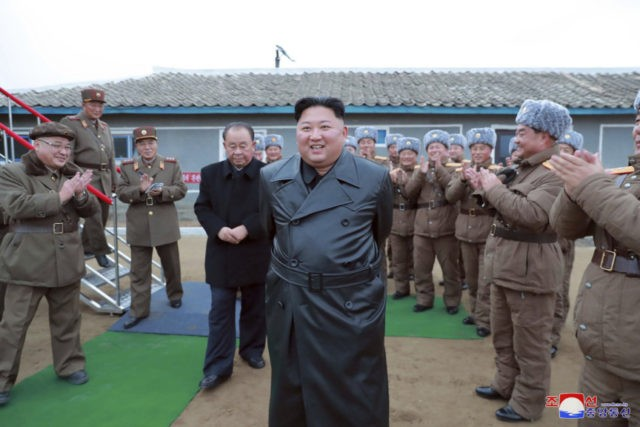 North Korea says it's up to US to choose 'Christmas gift'…