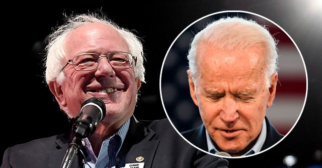 Poll: Bernie Sanders Overtakes Joe Biden for First Place in New Hampshire…