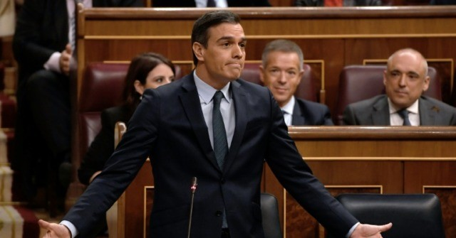 Spain's Parliament Elects Socialist Party Leader Pedro Sánchez as Prime Minister…