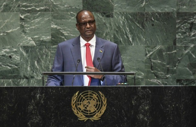 U.S. imposes sanctions on South Sudanese vice president…