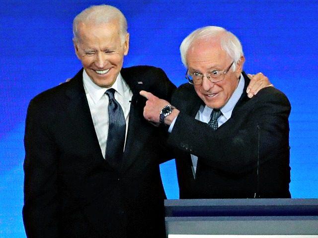 Poll: Biden holds massive lead over Sanders in Florida…
