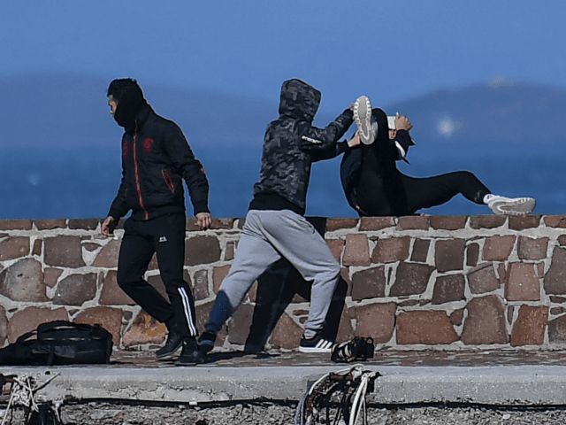Pro-Migrant NGOs Stop Activity on Greek Island After Attacks from Locals…