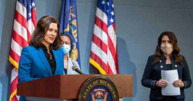 Gretchen Whitmer Lashes out at Michiganders: Lockdown 'Not Optional,' Orders 'Not Suggestions'…
