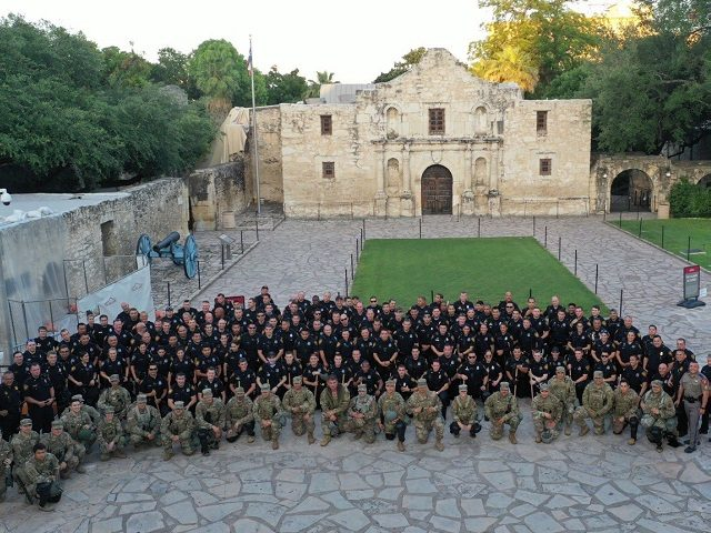 Texas Prepares for Rioters: 'Don't Mess with The Alamo'…