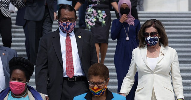 House Democrats Block GOP Measure to Condemn Riots, 'Defund Police' Movement…