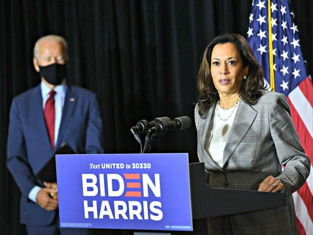 Biden's Lead Drops 2 Points After Picking Harris as ...