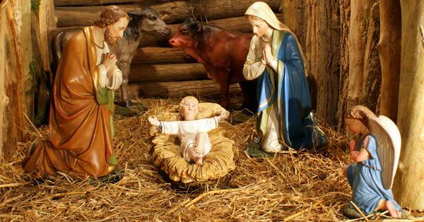Noël dans l'évangile de Luc