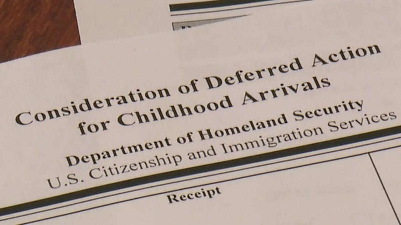 Renewal deadline approaching for DACA applicants