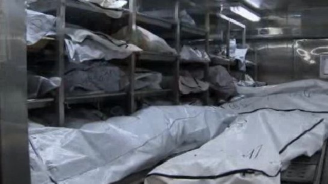 Unclaimed bodies pile up at Wayne County morgue