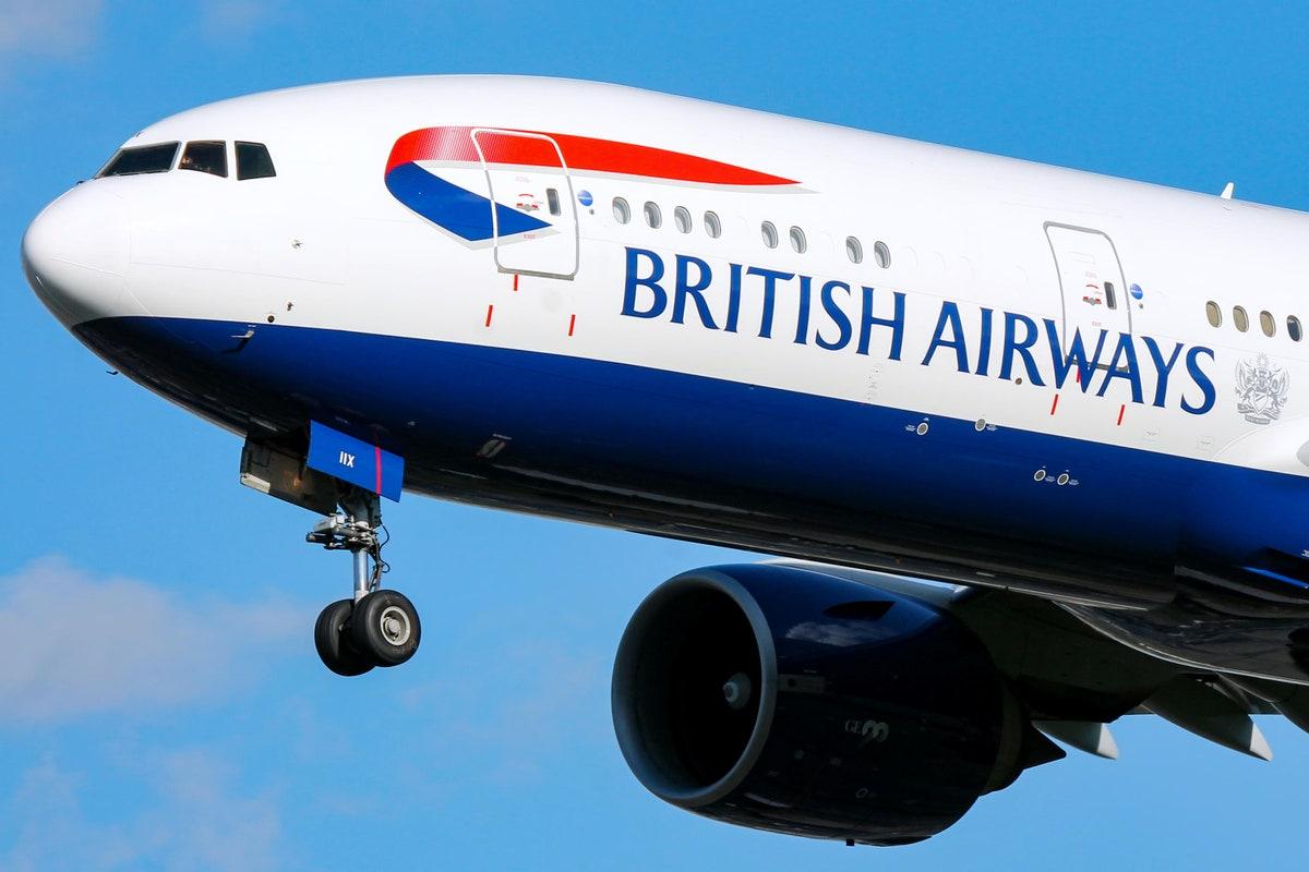 British Airways Flight Turns Around After Almost 12 Hours ...
