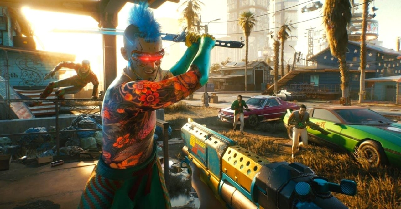 Cyberpunk 2077 Removes Big Gameplay Feature Ahead of Release