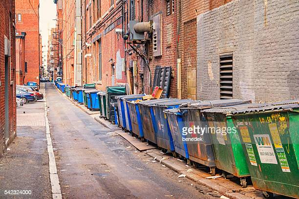 Alley Dumpster Stock Pictures, Royalty-free Photos ...