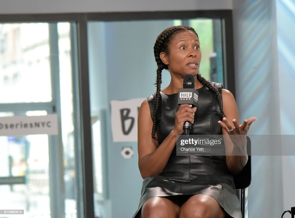 Luchina Fisher attends Build series to discuss their new ...