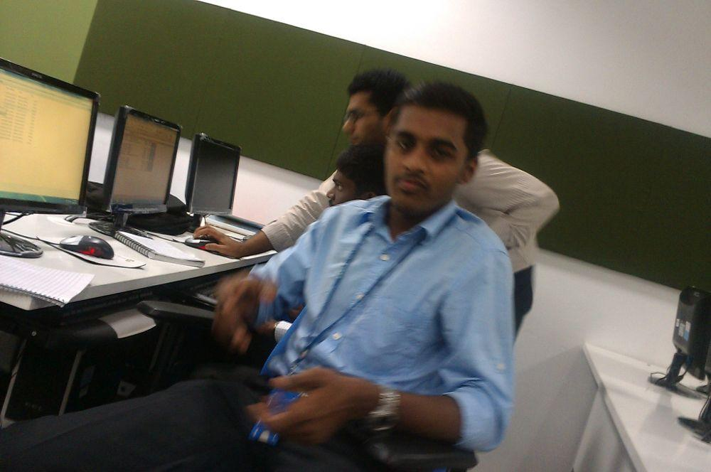 Training Room... - HCL Technologies Office Photo ...