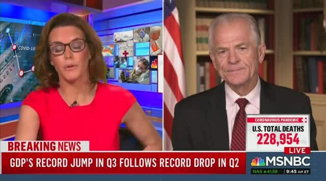 MSNBC's Stephanie Ruhle on Hunter Biden's Shady Business ...