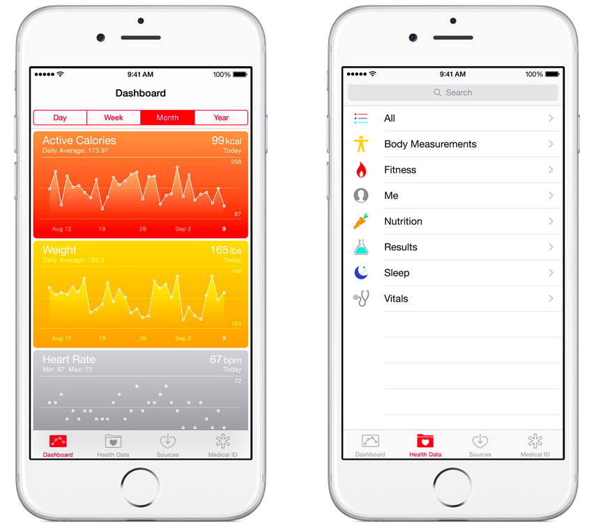 How to only transfer Activity and Health app data to a new ...