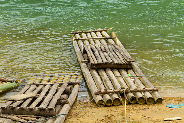 wooden rafts to get minced